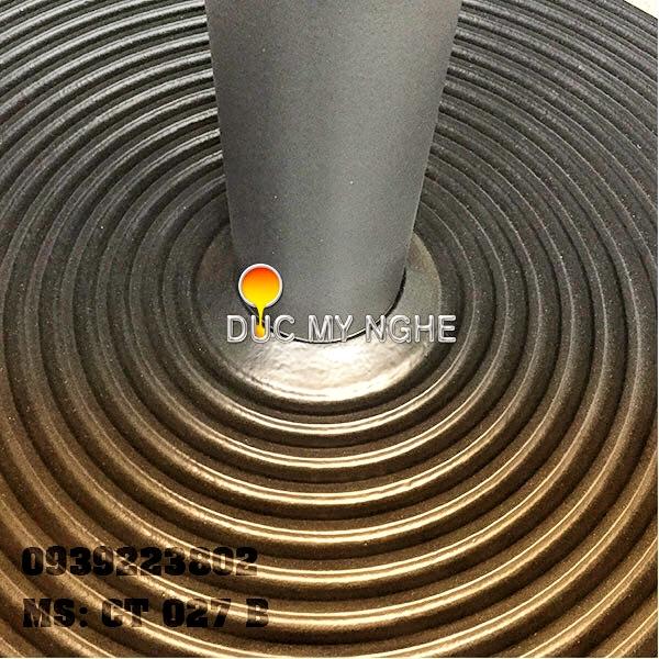 Chân Bàn Ăn Nhà Hàng Sắt Ống Đế Tròn 650mm Gang Đúc CT027B - Hình 4