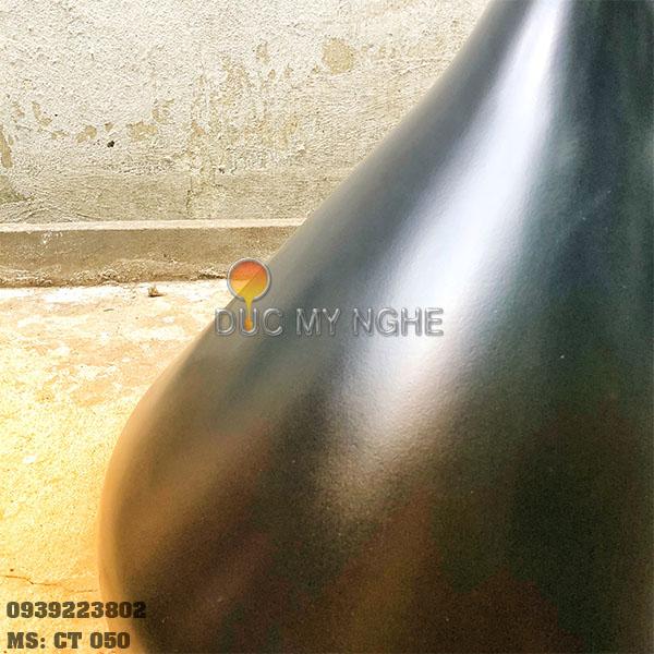 Chân Bàn Ăn Tròn Nhà Hàng Cao Cấp Gang Đúc Kiểu Giọt Nước CT050 - Hình 8