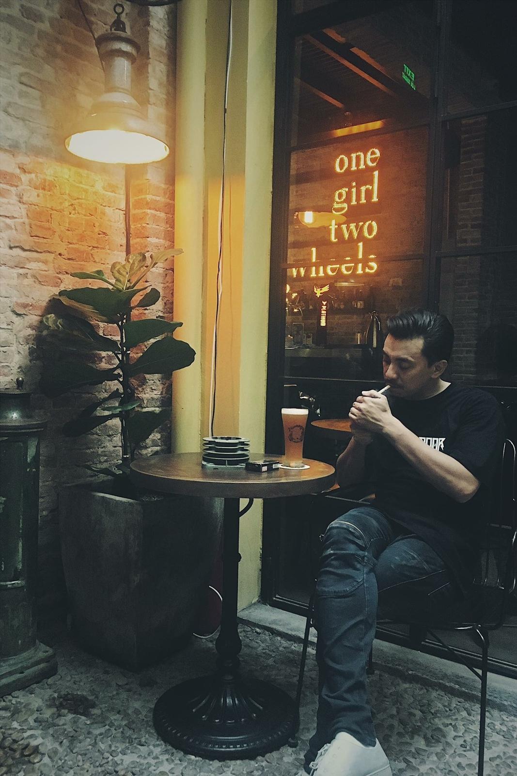 Chân Bàn Tròn Cafe Gang Đúc Cổ Điển - Nhà Hàng Quán Ăn Ở Tphcm CT025 - Hình 12