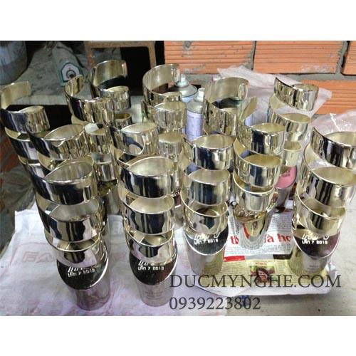 Cúp đúc đồng HTV xi bạc trao nghệ sĩ nổi tiếng đạt danh hiệu trong năm CD005 - Hình 1