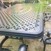 Bàn Ghế Ăn Ngoài Trời Nhôm Đúc - Biệt Thự Nhà Hàng BGN016 - Hình 23