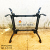 Chân Bàn Ăn Đôi Gang Đúc - Trà Sữa Cafe Nhà Hàng Quán Ăn CA015 - Hình 3