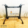 Chân Bàn Ăn Đôi Gang Đúc - Trà Sữa Cafe Nhà Hàng Quán Ăn CA015 - Hình 8