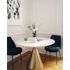 Chân Bàn Ăn Nhà Hàng Cafe Buffet Kiểu Tulip Gang Đúc CT054 - Hình 15