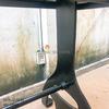 Chân Bàn Gỗ Nguyên Tấm Coffee House Gang Đúc Khung Sắt CA001 - Hình 10