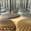 Chân Bàn Nhà Hàng Sắt Ống Đế Tròn 650mm Gang Đúc CT010C - Hình 7