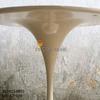 Chân Bàn Tulip Cafe - Trà Nhôm Đúc Nhà Hàng Khách Sạn Cao Cấp Resort Gắn Mặt Bàn Gỗ Đá CT059 - Hình 9