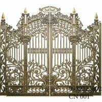 Cửa cổng Nhôm đúc CN001