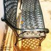 Ghế Băng Dài Công Viên Nhôm Đúc Ngoài Trời Sân Vườn Đẹp Nhất Tphcm GD008 - Hình 3