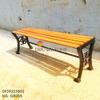 Ghế Bench Gang Đúc Dài Ngồi Chờ Không Lưng Tựa Ngoài Trời GB005 - Hình 9
