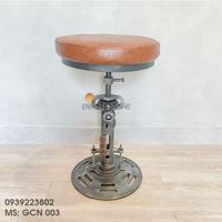 Ghế Cafe Vintage Phong Cách Cổ Điển Công Nghiệp Ngoài Trời Sân Vườn CN003