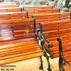 Ghế Công Viên Gang Đúc Thanh Ngồi Gỗ Căm Xe Ngoài Trời Sân Vườn Giá Rẻ Nhất Tphcm GD005 - Hình 11