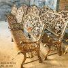 Ghế Băng Công Viên Nhôm Đúc Ngoài Trời Sân Vườn Đẹp Uy Tín Nhất Tphcm GD004 - Hình 11
