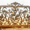 Ghế Băng Công Viên Nhôm Đúc Ngoài Trời Sân Vườn Đẹp Uy Tín Nhất Tphcm GD004 - Hình 5
