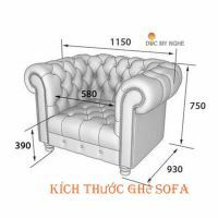 Kích Thước Chiều Cao Bàn Ghế Sofa Bàn Trà Như Thế Nào Là Chuẩn Nhất