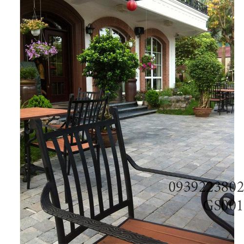 Quy Trình Sản Xuất Bàn Ghế Sắt Cafe Sân Vườn Ngoài Trời Bền Đẹp