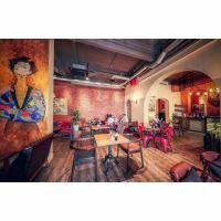 The Church Cafe Với Chân Bàn Nhôm Đúc Mang Đậm Phong Cách Classic Giữa Lòng Phố Cổ Hà Nội