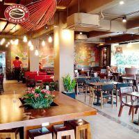 Tiểu Sử Chân Bàn Cafe Gang Đúc Ngoài Trời Đẹp Sử Dụng Ở Chuỗi Hệ Thống Highlands Coffee Tphcm