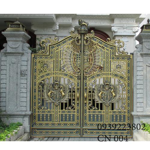 Cửa cổng nhôm đúc chất lượng giá cả thích hợp phải làm sao?